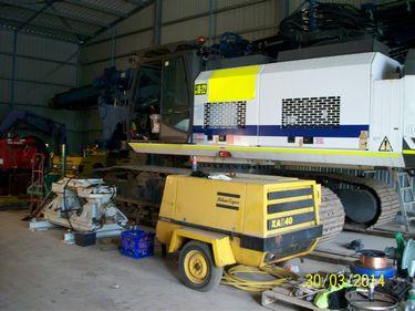 Used Piling Equipment Mavtech Sheetpiling